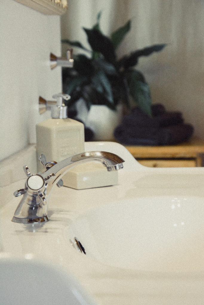 Chambre d'hote salle de bain de luxe