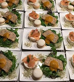 Traiteur restaurant pâtisserie à Lavoute sur loire près du puy en velay
