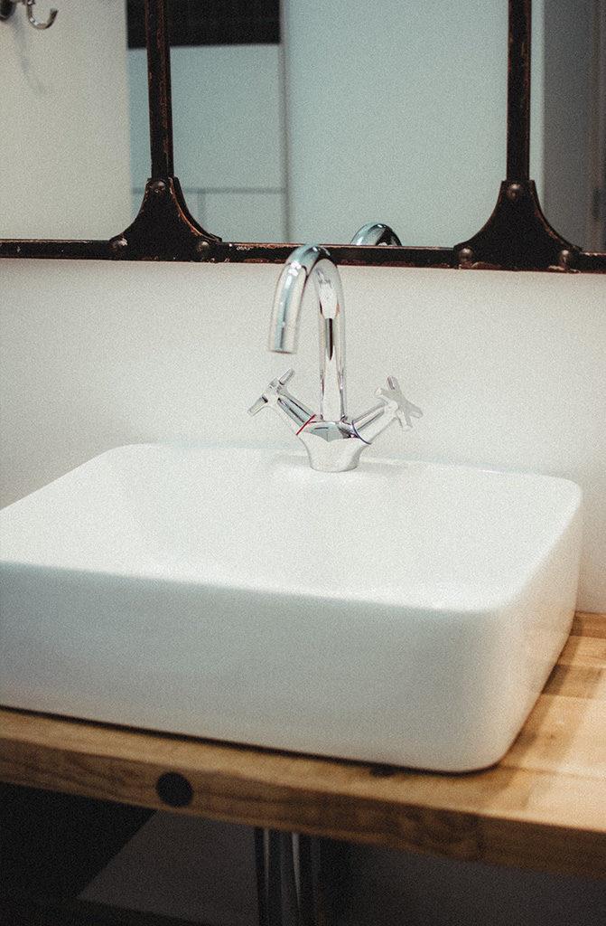 Salle de bain haut de gamme confort maison d'hote